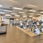 Unionville Athletic Club and Gym Cardio Area
