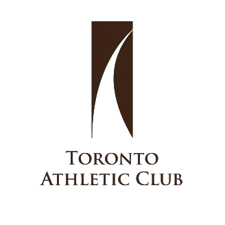 The logo for Toronto Athletic Club, to which Union Athletic Club members in Markham, ON get 4 free visits